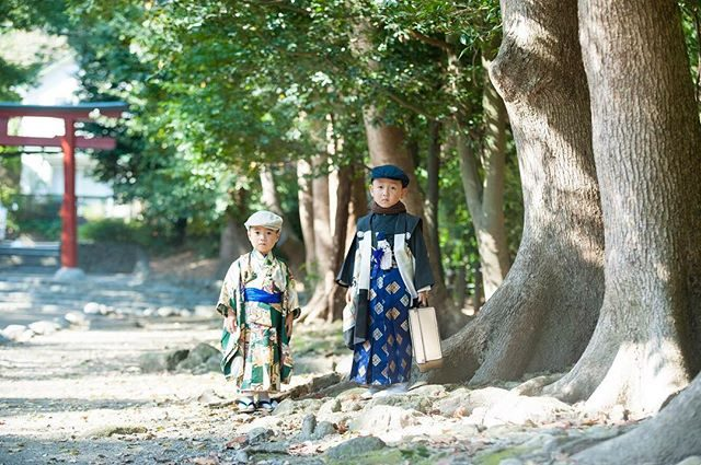 わらべ感。たまらなく可愛かった!#七五三#3歳#5歳#出張撮影#ロケーションフォト#七五三記念#写真好きな人と繋がりたい #写真撮ってる人と繋がりたい #portraitphotography #着物#kimono#ig_kids #ig_japan #itophotography#鎌倉#葉山#わらべ#japan (Instagram)