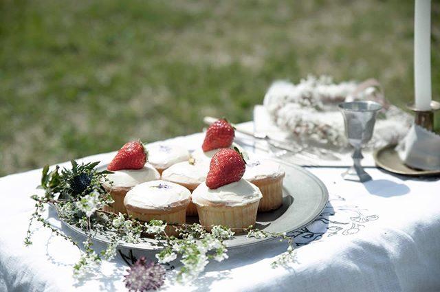 @koiwaiconfiture さんの ピクニックお祝いカップケーキやっと。。今日は 現像作業に集中できました!! #お待たせしています#ロケーションフォト#出張撮影#birthdayphoto#5歳#tacktacktack#ハンドメイド子ども服#湘南#鎌倉#kidsphotography#コドモノ#ママリ (Instagram)